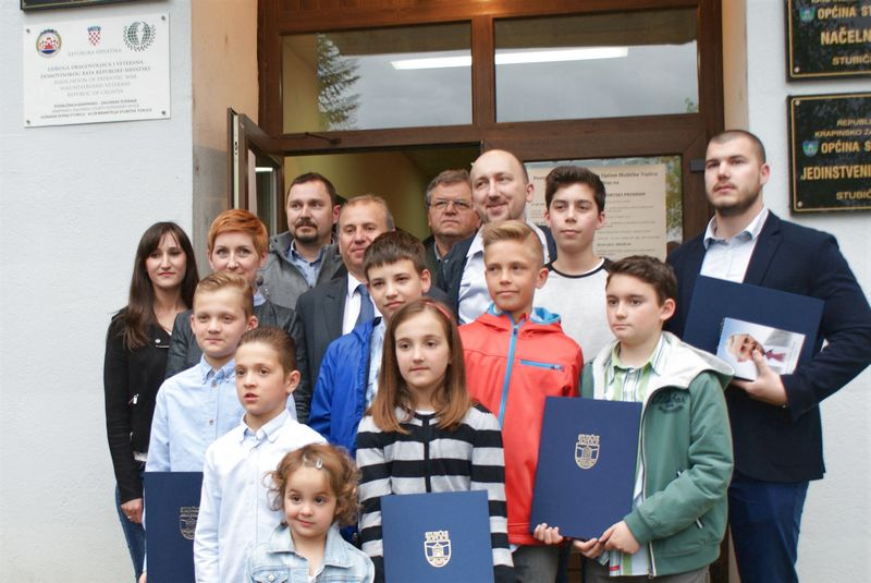 LokalnaHrvatska.hr Stubičke Toplice Svecanost obiljezavanja Dana Opcine Stubicke Toplice - 27. travnja